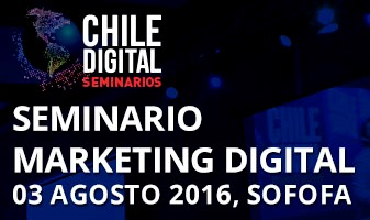 Seminario de Marketing Digital – Código descuento para lectores de América Retail
